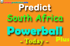 Analysis and prediction of daily South Africa Powerball Plus